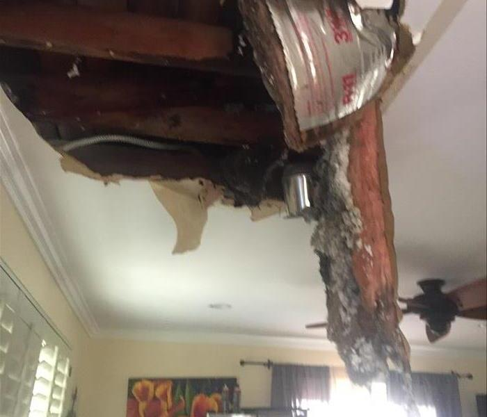 Water Damage in Hollywood CA