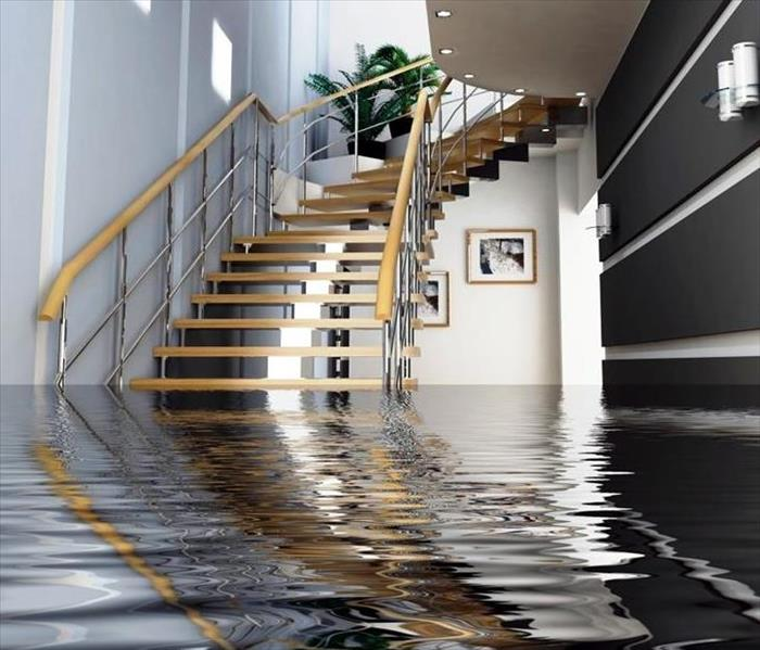 Water Damage So you have had a flood now what?