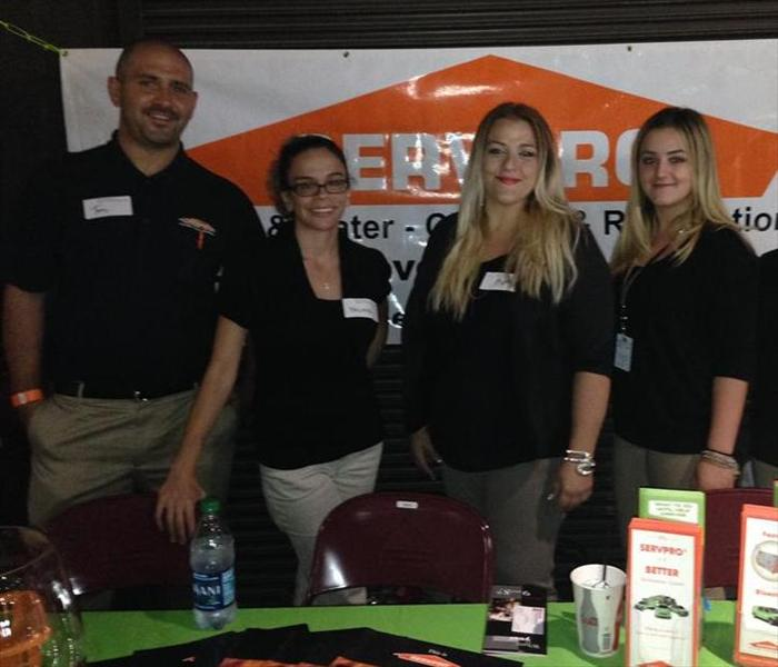 General SERVPRO of North Hollywood a big corporation with the small business attitude and touch. Call and see the difference today!