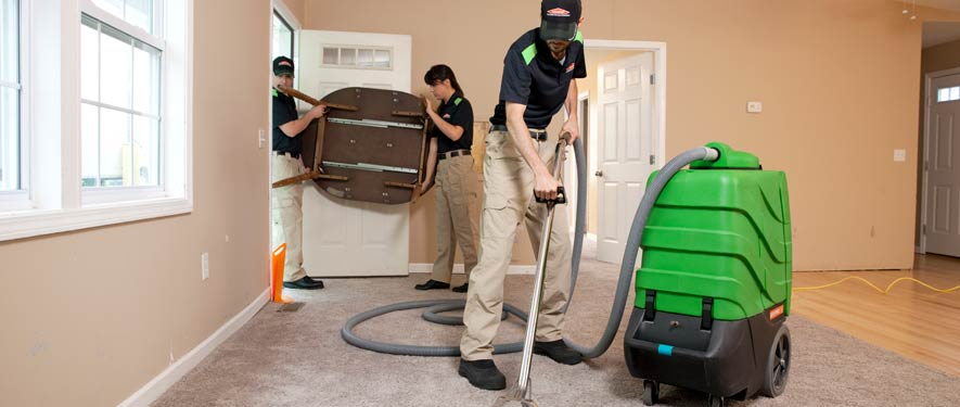 North Hollywood, CA residential restoration cleaning
